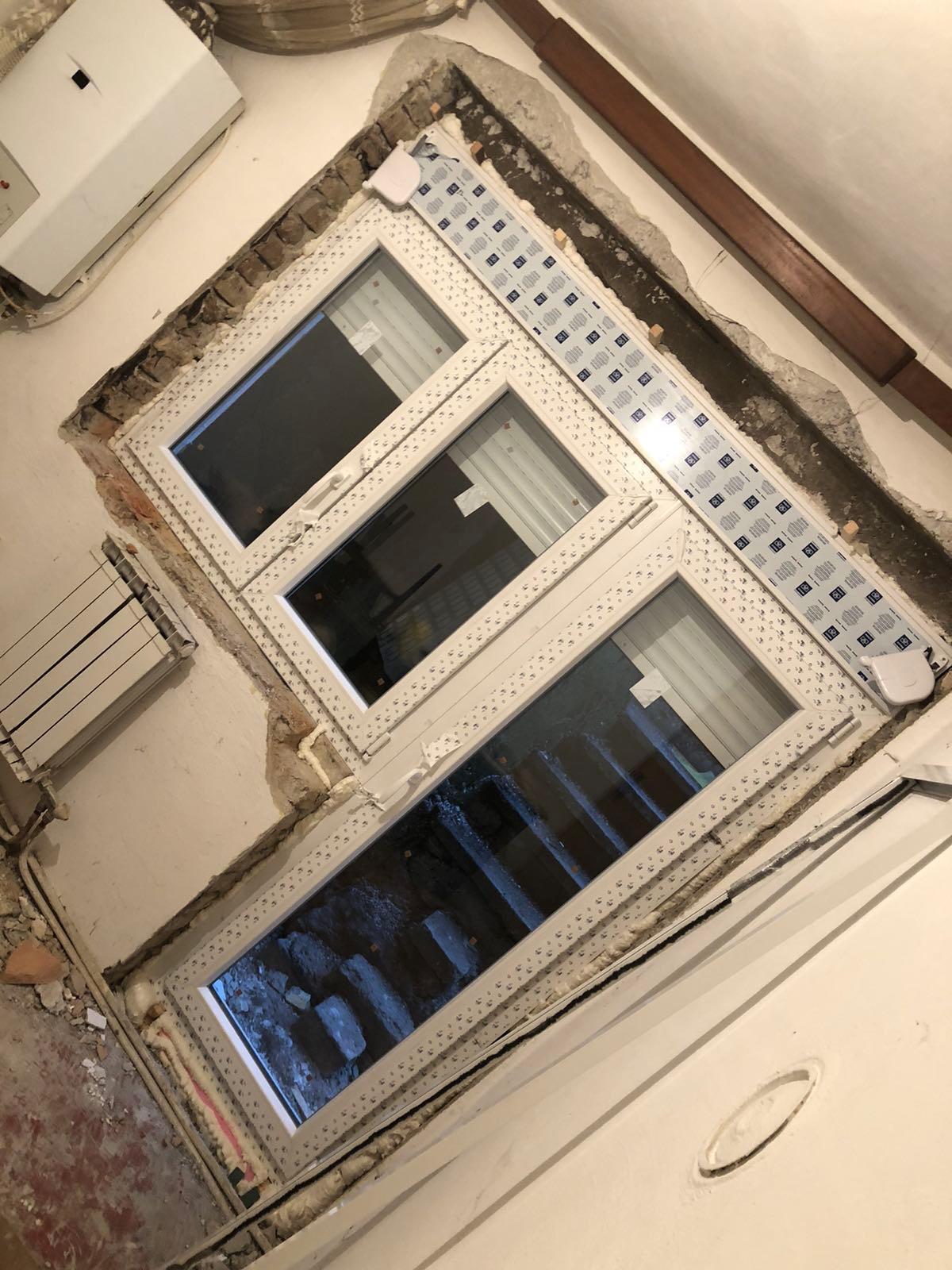 prozor vrata dupli