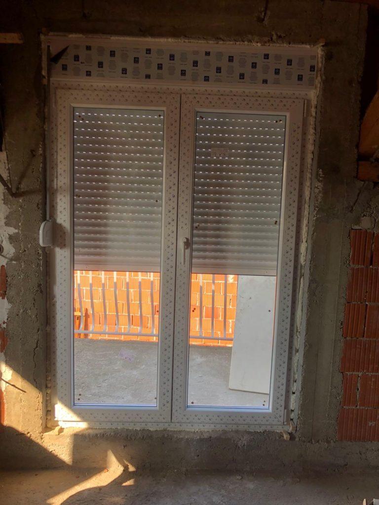 dupla balkonska vrata