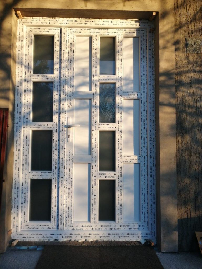 dupla ulazna vrata