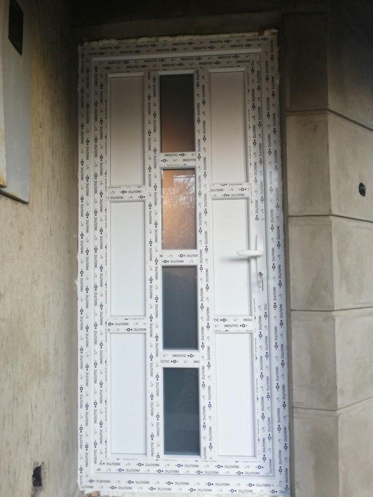 vrata montaza